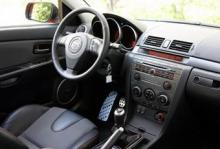 Provkörning: Mazda 3 MPS