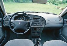 Begtest: Saab 9-3