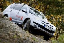 Rosttest: Citroën C-Crosser HDi Exclusive (2007)