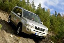 Rosttest: Nissan X-Trail 2,0 dCi SE Aut (2007)