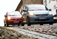 Biltest: Subaru Justy, Toyota Aygo+