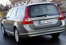 Provkörning: Volvo V70 2,0 Flexifuel