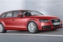 Provkörning: Audi A4 Avant 2,0 TDI