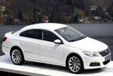 Provkörning: Volkswagen Passat CC 1,8 TSI