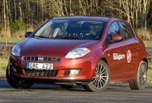 Rosttest: Fiat Bravo 1,4 T-Jet Sport (2008)