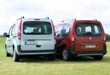 Rosttest: Renault Kangoo Privelegé (2008)