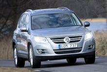 Rosttest: Volkswagen Tiguan TDI 140 (2008)