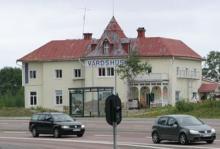 En av flera fina vägkrogar i Sverige.