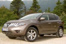 Nissan Murano är en suv som passar bättre på landsvägar än i terrängen.