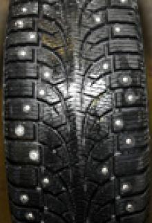 <b>Pirelli Winter Carving X </b> <br> <i> Överraskar </i> <br> + Utmärkt grepp på is. Överraskar positivt på snö. <br> - Sämst i snöslask, bullrigt.