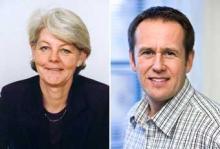 Motormännens VD Maria Spetz och Naturskyddsföreningens generalsekreterare Svante Axelsson kräver gemensamt ett aktivt miljöarbete av regeringen och EU-parlamentarikerna.