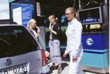 """""""Vi vill visa vägen för framtidens alternativa bränsle"""""""