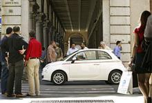 """""""Fiat har blivit ett starkt och trendigt bilmärke"""""""