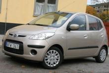 Provkörning: Hyundai i10 1,2 e-Sense