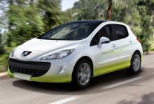 Peugeot-Citroën satsar på elbilar