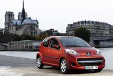 Notis: Peugeot 107 får nytt utseende