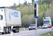 Svenskar positiva till arbetet för säkra vägar