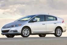 Första bilden: Här är Honda Insight