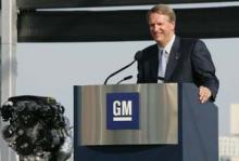 General Motors vd Rick Wagoner.