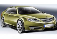 Kommer nya Saab 9-5 är se ut så här?