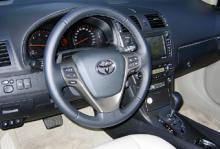 Provkörning: Toyota Avensis 1,8 Valvematic