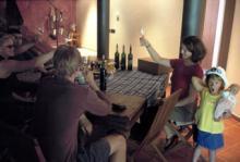 """Vingården Matosevic ligger på Istriens egen """"Vinväg"""" och är ett populärt utflyktsmål. Erbjuder också vinprovning på gårdens utmärkta viner."""