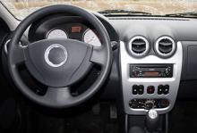 Dacia Logan MCV - lågt pris ger goda tider