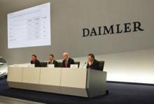 Daimler nobbar Opel, Saab & Volvo