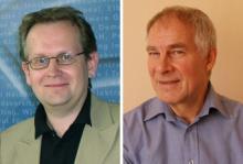 Jörgen Lundälv (vänstra bilden) och Christer Philipson(högra bilden) går gemensamt ut med en debattartikel.