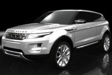 Land Rover bygger mini-Rover