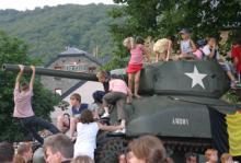 Ardennerna - trappistöl, världens minsta stad och krigsskådeplats