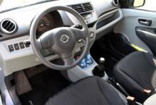 Provkörning: Nissan Pixo