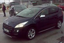 Rapport: Första intrycken av Peugeot 3008