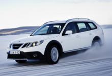 Provkörning: Saab 9-3X 2,0 T Bio Power