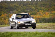 Saab 9000 Turbo 16 med chassinummer 1 bor normalt vid Saabs museum i Trollhättan. En provtur vittnar om köregenskaper som ännu känns moderna.