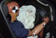 Euro-NCAP krocktest.