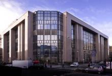 Ministerrådet i Bryssel.