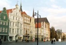 Rostock - nära havet