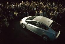 Nya Toyota Prius presenterades i januari 2009.