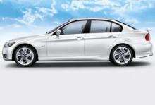 BMW 320d - nu som miljöbil