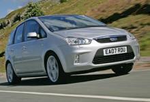 Provkörning: Ford C-Max Titanium 2,0 TDCi PowerShift