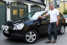 Jonas Vimnäs har sammanställt en diger lista över felen på sin Nissan Qashqai.