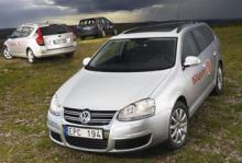 Rosttest: Volkswagen Golf Variant 1,4 TSi Comfortline (2009)