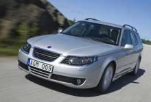 Begtest: Saab 9-5
