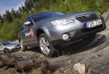 Rosttest: Subaru Outback