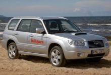 Begtest: Subaru Forester