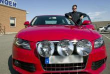 Det krävdes åtskilliga verkstadsbesök innan felet på Ingemar Bohmans Audi uppdagades.
