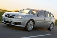 Opel Vectra - Varken tråkig eller rostbenägen