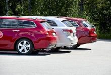 Accord vs Insignia vs Avensis - så slutar slaget