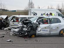 Moderna bilar farligare för barn